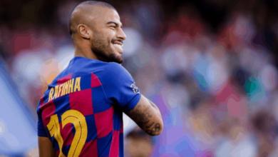 آرسنال لم يتعلم من الدرس ويُفاوض لاعب برشلونة المعار