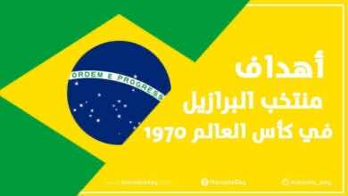 صورة فيديو | أهداف منتخب البرازيل في كأس العالم 1970