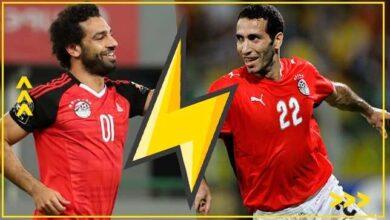صورة مقارنة | أيهما أفضل، محمد أبو تريكة أم محمد صلاح؟