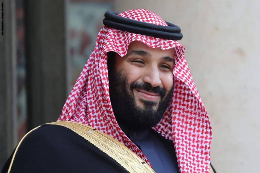 الأمير محمد بن سلمان الداعم الأول لصندوقالاستثمارات العامةالسعودي (صورة: Getty)