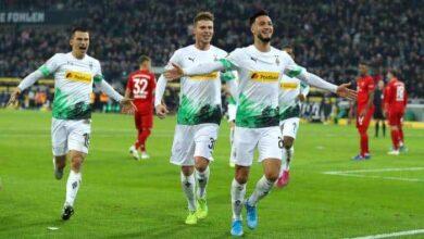 عودة نارية للنجم الجزائري وبوروسيا مونشينجلادباخ في الدوري الألماني