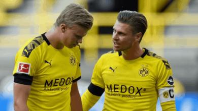 موعد مباراة بوروسيا دورتموند القادمة في الدوري الألماني والقنوات الناقلة