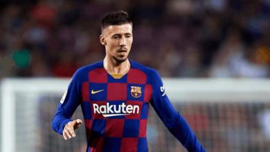 أخبار برشلونة اليوم   لينجليه يرفض الانتقال إلى الإنتر