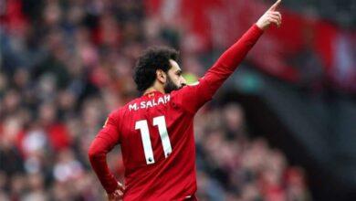 محمد صلاح يتلقى وعدًا بالاحتفال مع ليفربول بكأس الدوري الإنجليزي