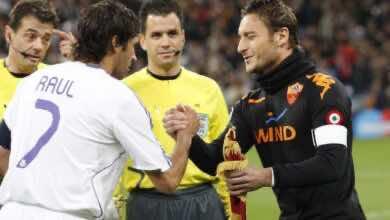 لماذا رفض توتي عروض ريال مدريد في فترة راؤول؟