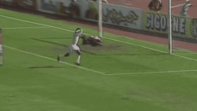 الرجاء يهزم الوداد في كأس العرش المغربي عام 1996 بخمسة أهداف مقابل هدف