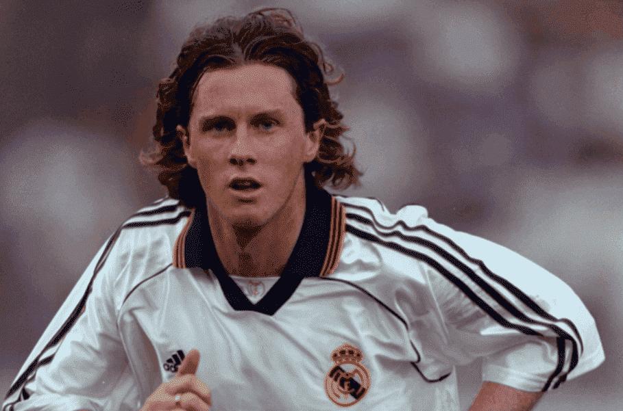 ستيف ماكمانامان عام 1999 مع ريال مدريد (صور: Getty)