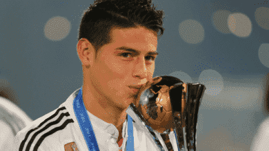 خاميس رودريجيز لاعب ريال مدريد في كأس العالم للأندية 2014 في المغرب (صور: Getty)