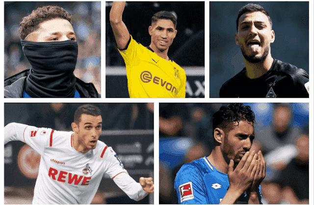 عودة الدوري الالماني ، 15 لاعبًا عربيًا في البوندسليجا