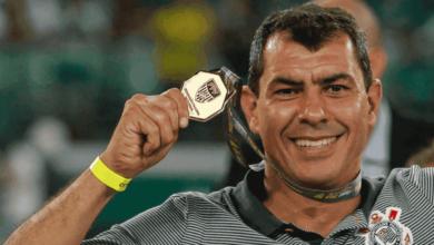 المدرب البرازيلي فابيو كاريلي