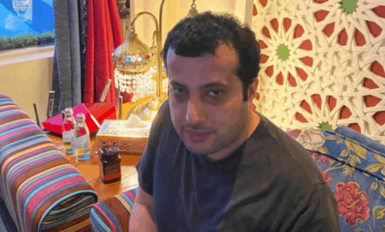 """تركي آل الشيخ يعتدي على عضو الأهلي """"محمد سراج الدين"""""""
