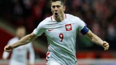 صورة فيديو جميع أهداف روبرت ليفاندوفسكي مع منتخب بولندا
