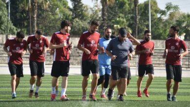 صورة الدوري السوري الممتاز: جدول مباريات الجولة 19