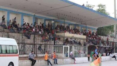 صورة تحقيق رسمي في الدوري السوري بعد ظهور جمهور في مباراة الاتحاد وحطين