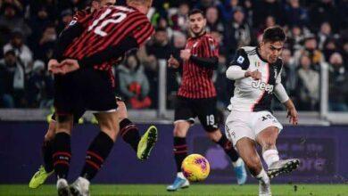 فيديو أهداف مباراة يوفنتوس وميلان في كأس إيطاليا والدوري هذا الموسم