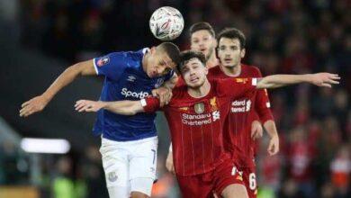 صورة بي ان سبورت تختار معلق مباراة ليفربول وايفرتون فى الدوري الانجليزي