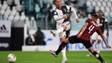 فيديو أهداف مباراة يوفنتوس وميلان فى نصف نهائي كأس إيطاليا
