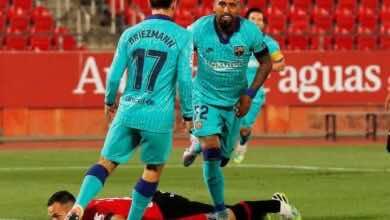 صورة فيديو أهداف مباراة برشلونة وريال مايوركا في الدوري الإسباني