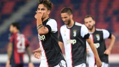 صورة يوفنتوس يصحح أوضاعه بفوز ثمين في الدوري الايطالي
