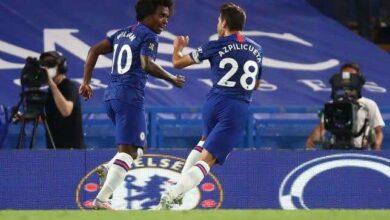 """صورة تشيلسي يصطاد مانشستر سيتي ويُهدي لقب الدوري الانجليزي لـ """"ليفربول"""""""