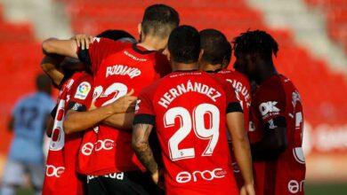 نتيجة مباراة ريال مايوركا وسلتا فيغو فى الدوري الاسباني