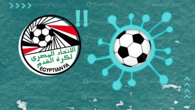 صورة بعد نفي الحكومة.. مَن تحمل تكاليف مسحة كورونا لأندية الدوري المصري؟