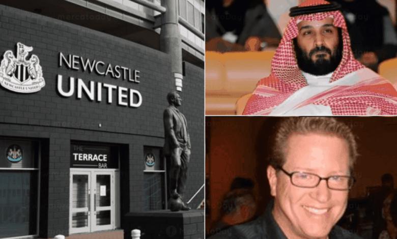 رجل أعمال أميركي يهدد استحواذ السعودية على نيوكاسل
