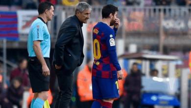 صورة عاجل | تشكيلة برشلونة الرسمية أمام اتلتيكو مدريد في الدوري الاسباني