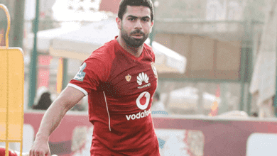 """صورة الأهلي يتضامن مع أحمد فتحي ويؤكد: لم يصب بـ """"كورونا"""""""