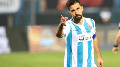 """صورة الفيفا: إلغاء الدوري المصري لا يمحي """"إنجاز"""" عبد الله السعيد"""
