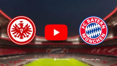 بث مباشر | شاهد بايرن ميونخ وفرانكفورت في كأس المانيا