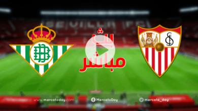 صورة بث مباشر | مشاهدة مباراة إشبيلية وريال بيتيس في الدوري الإسباني