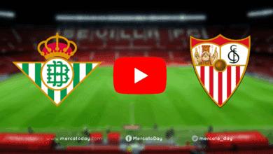 بث مباشر | شاهد إشبيلية وريال بيتيس في الدوري الإسباني