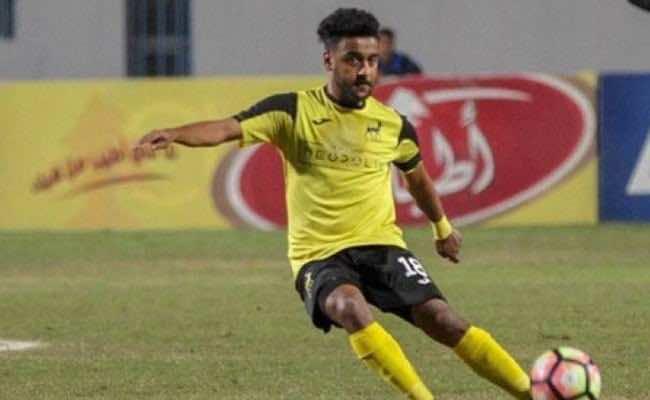 محمد عبد العاطي لاعب وادي دجلة