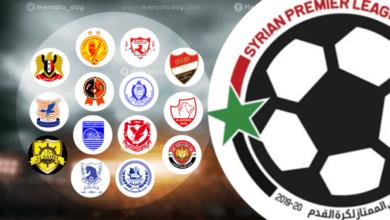 صورة الدوري السوري: جدول مباريات الجولة 22