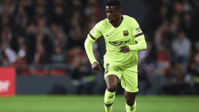 صورة ظهير برشلونة يقترب من الانتقال إلى مانشستر سيتي