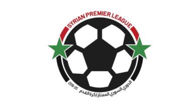 """جميع نتائج مباريات الدوري السوري: الجولة 25 """"لا جديد في القمة"""""""