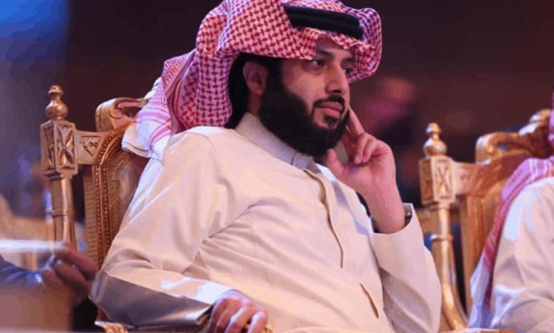 عاجل ورسمي   الأهلي يقبل استقالة تركي آل الشيخ