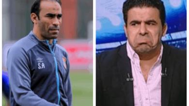 """صورة سيد عبد الحفيظ: خالد الغندور مُجرد شخص بـ """"2 جنيه""""!"""