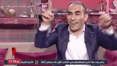سيد عبد الحفيظ يسخر من لافتة نادي القرن الحقيقي بانتظار لافتة جديدة عن هدف حسن شحاته الملغي