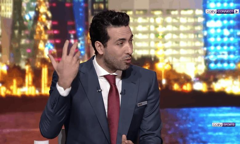 محمد أبو تريكة: نحن القطريون