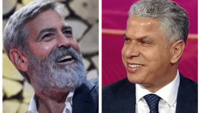 ابراهيم سعيد تويتر جورج كلوني الغلابة وائل جمعة