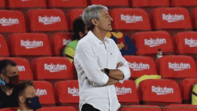 صورة كيكي سيتين: برشلونة يفتقد لشيء ما..ولسنا قلقين مما يفعله ريال مدريد!