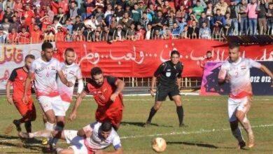 صورة تشرين يبتعد بصدارة الدوري السوري بعد فوز صعب على الطليعة