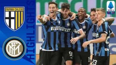 صورة فيديو أهداف مباراة الإنتر وبارما في الدوري الإيطالي