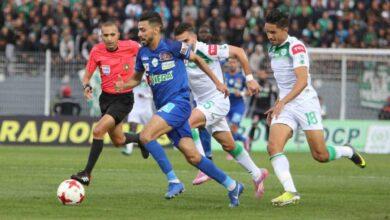 صورة فيديو ملخص مباراة الرجاء والدفاع الجديدي في الدوري المغربي