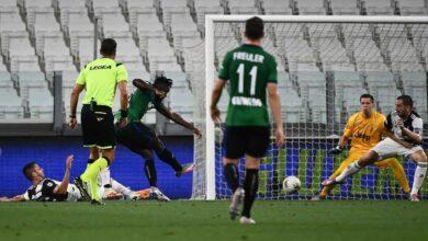 صورة أهداف مباراة يوفنتوس وأتالانتا في الدوري الايطالي