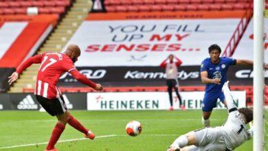 صورة أهداف مباراة تشيلسي وشيفيلد يونايتد فى الدوري الانجليزي