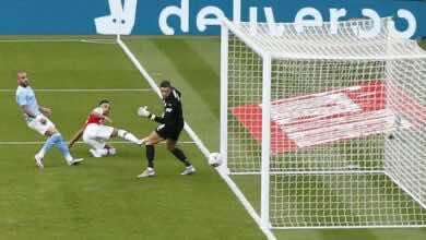 صورة فيديو أهداف مباراة مانشستر سيتي وارسنال في كأس الاتحاد الانجليزي