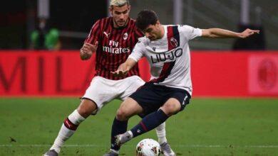 صورة فيديو أهداف ميلان وبولونيا فى الدوري الايطالي